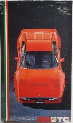 Fujimi Ferrari 288 GTO