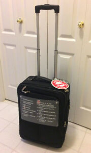 NEW - Swiss Wenger Official Size Carry-on Suitcase