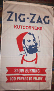 Zig-Zag Banners & Other Flags