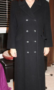 Alfred Sung Full Length Winter Dress Coat - Womens 14 London Ontario image 1