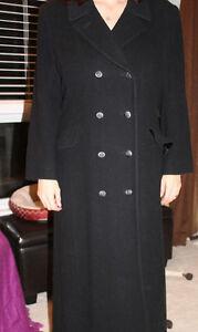 Alfred Sung Full Length Winter Dress Coat - Womens 14 London Ontario image 1