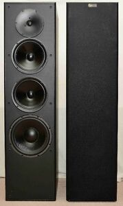 Nuance Spatial Baby 3D-B Speakers with 300S Bash Amplifier