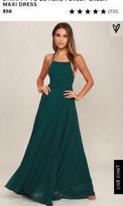 Beautiful fancy dress size small