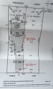 St James lot for sale great area
