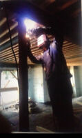 Mobile welder welding onsite affordable rate call us today