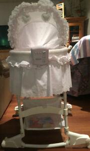 moïse lit berceau de bébé naissant