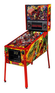 DEADPOOL PINBALL IN STOCK @ NITRO / AUTHORIZED STERN DISTRIBUTOR