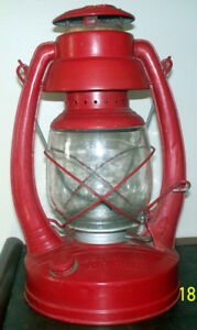 EMBURY MODEL 2 AIR PILOT HURRICANE LANTERN
