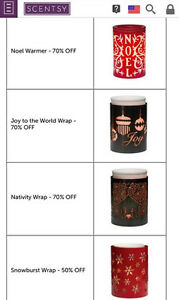 SCENTSY FLASH SALE!!! TODAY ONLY St. John's Newfoundland image 5