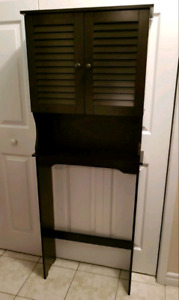 Storage Unit for Over the Toilet NEED GONE ASAP