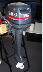 Wanted 15 Yamaha  or Johnson or evinrude 2 stroke outboard