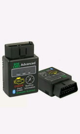 Android diagnostic software full versions including Bluetooth adaptor.