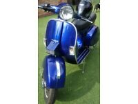 Used Vespa for Sale in Scotland | Motorbikes & Scooters