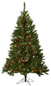 McLeland Design 7' Fairmont Tree - Multicolored, New