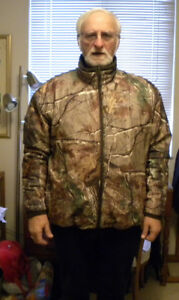 Columbia PHG Realtree Camo Jacket