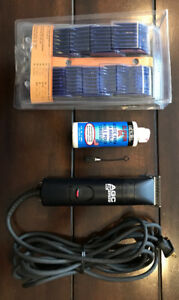 Andis AGC2 Professional  Animal Clipper and 9 Piece Small Combs