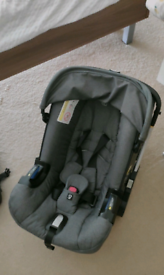Doona+ Group 0+ Baby Stroller & Car Seat Urban Grey