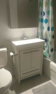 Renovated 2 1/2 Downtown Montreal Sublet/Lease transfer