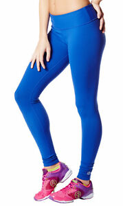 ZUMBA - Perfect Long Leggings - Blue or Black (ONE avail. each)