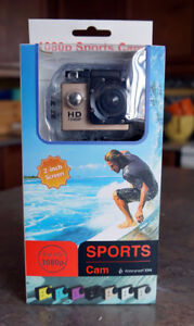 Sports and diving Camera