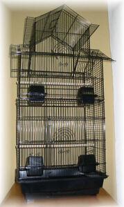 Cage Neuve pour perruches,  pinsons, canaries, inseparable, toui