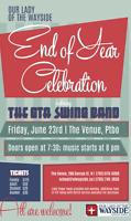 GTA Swing Band Dance & Celebration