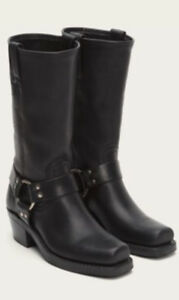 Frye Black Leather Boot/ Shoe