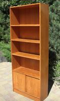 Teak Bookcase