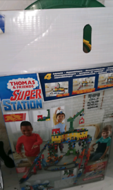 Thomas and friends super station.