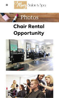Chair Rental Opportunity