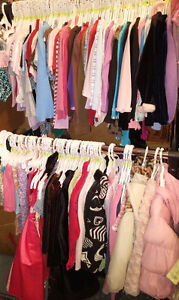 Girls Size 4 & 4T Clothes (Tops, Pants, Coats, Dresses etc.) London Ontario image 1