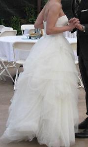 Wedding Dress, size 4, a Romantic Dream