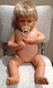 Baby Boo Doll 1965 by Topper Toys for Display Only