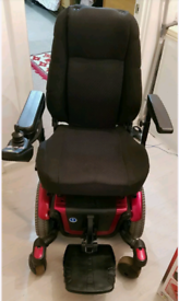 """Extra Heavy Duty Mobility Chair """"Quantum"""" near Central London"""