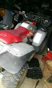 1991 Polaris 350 trailboss 2wd  trade for dirt bike