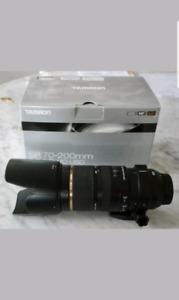 Tamron SP 70-200 F/2.8 Di VC USD (nikon)