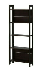 Ikea Laiva Bookcase - Black brown