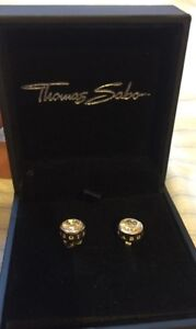 Thomas Sabo Earrings and Fashion Jewllery Black Earrings