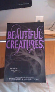 Beautiful Creatures by Kami Garcia Young Adult Fantasy Novel