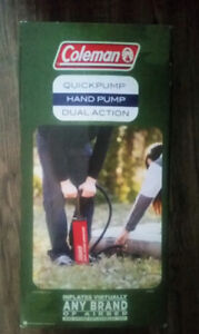 **QUICK SALE** Hand Pump-Inflatable Pump Camping, Boating