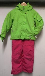 Girl's Spyder Ski Suit Size 3/4