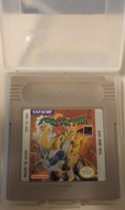 Tail Gator for Gameboy - very rare