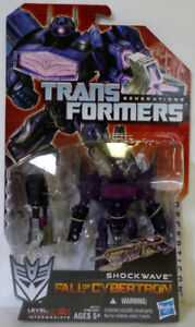 Transformers Generations Deluxe Action Figure Shockwave