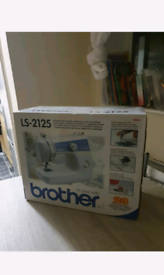 Brother LS-2125 Sewing Machine Brand New