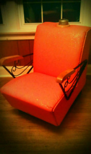 1950's salon chair