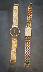 Men's and Ladies Dress Watches