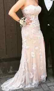 Jovanni Blush PromDress