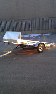 "Brand New 54"" x 10ft Tilt Deck Trailer Peterborough Peterborough Area image 1"