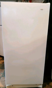 KENMORE UPRIGHT FREEZER