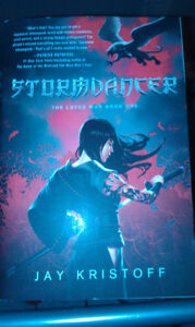 Stormdancer: The Lotus War Book One by Jay Kristoff